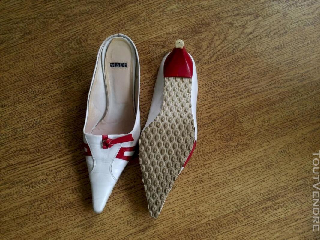 Chaussures cuirs, divers et VIDE MAISON 112528326