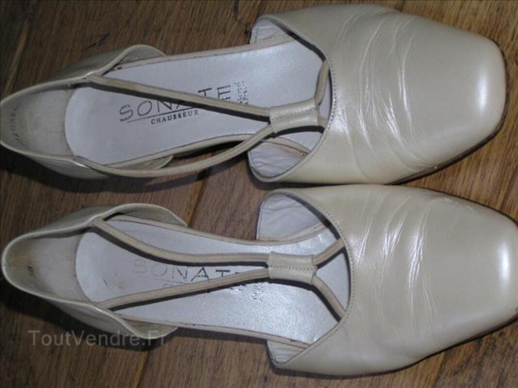 Chaussures de mariée taille 38 71853027