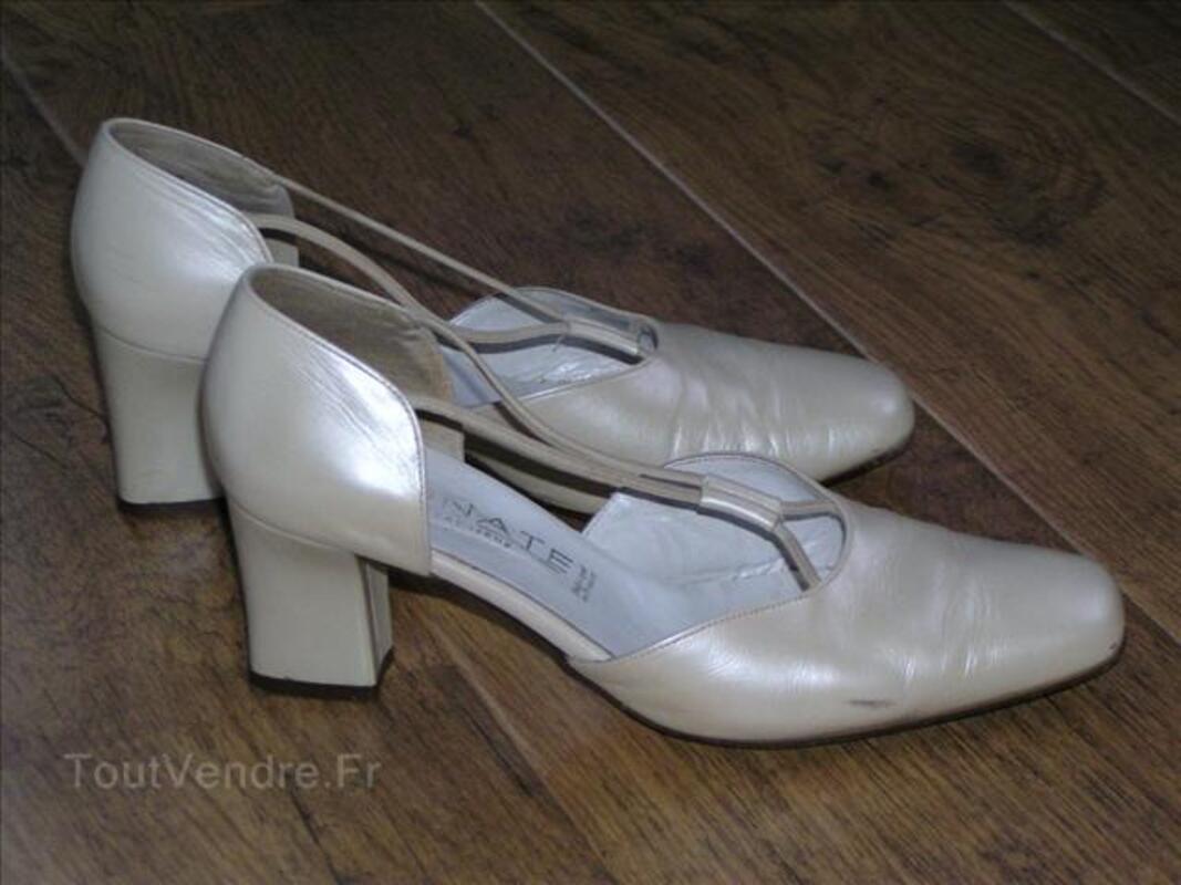 Chaussures de mariée taille 38 71853029