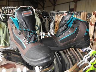 Chaussures de sécurité en taille 45