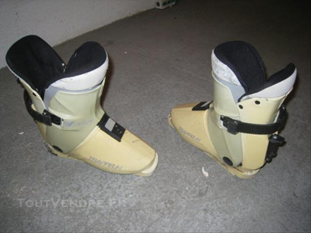 Chaussures de Ski marque Trappeur 37-38 84558999