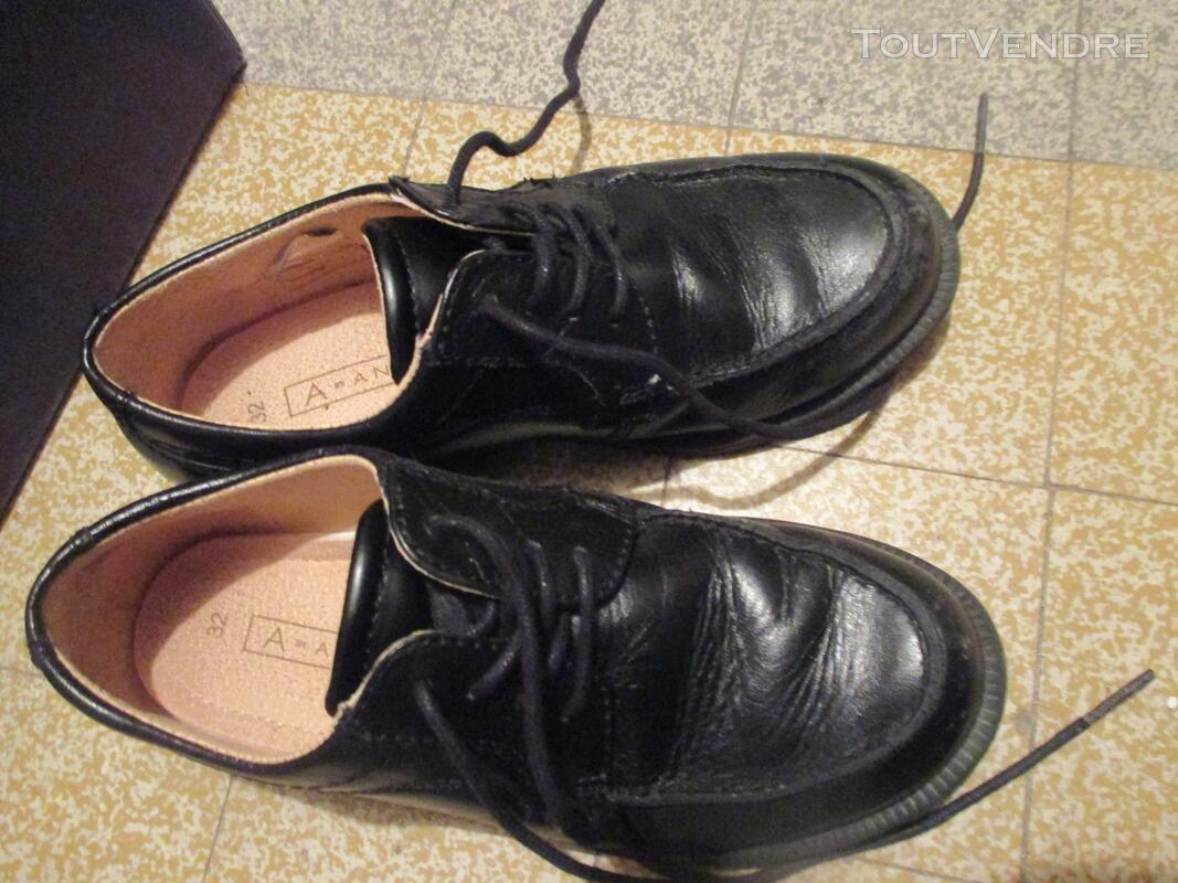 Chaussures en cuir 123005583