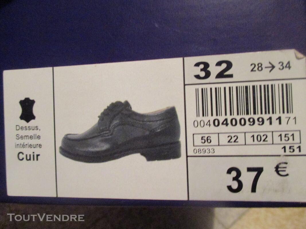 Chaussures en cuir 123005584