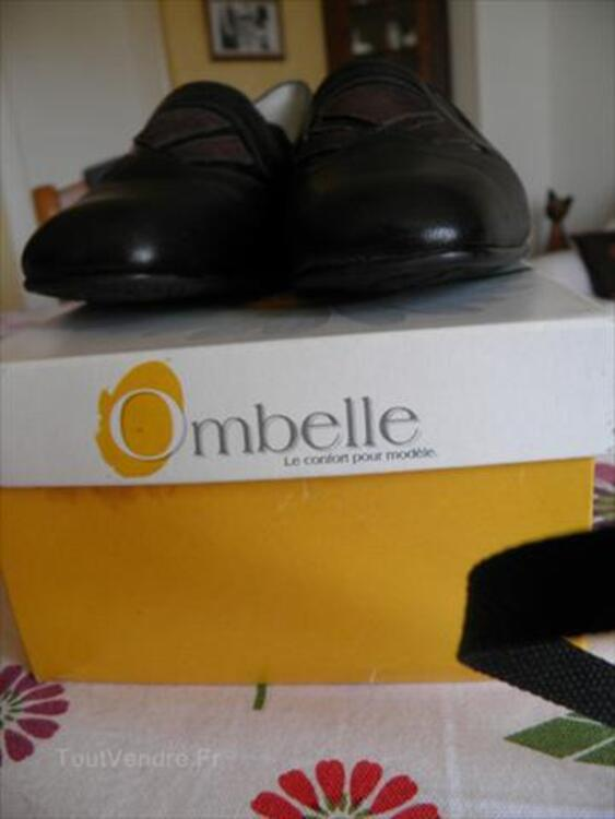 Chaussures OMBELLE NEUVES 39 71846923