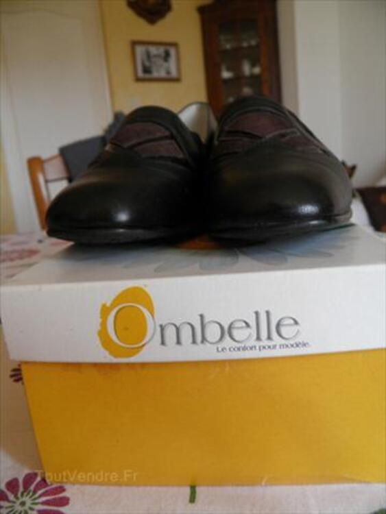 Chaussures OMBELLE NEUVES 39 71846924