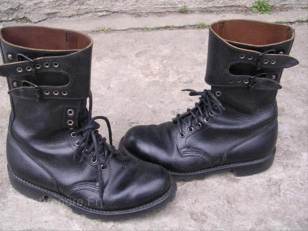 Chaussures RANGERS Armée Francaise, taille 43 64530246