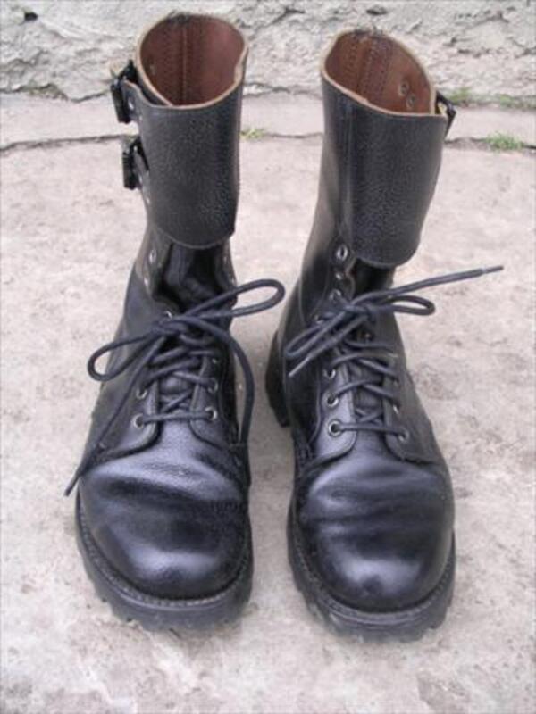 Chaussures RANGERS Armée Francaise, taille 43 64530247