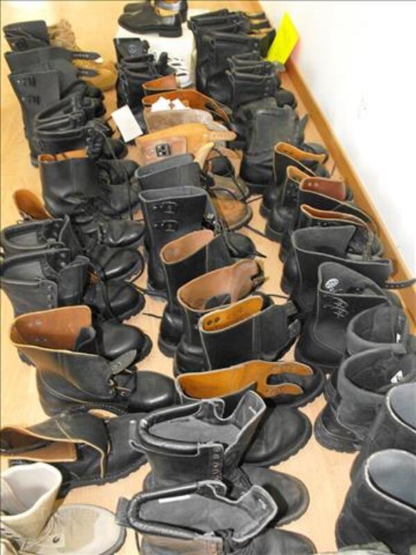 Chaussures Rangers militaire Félin Goretex 90345817