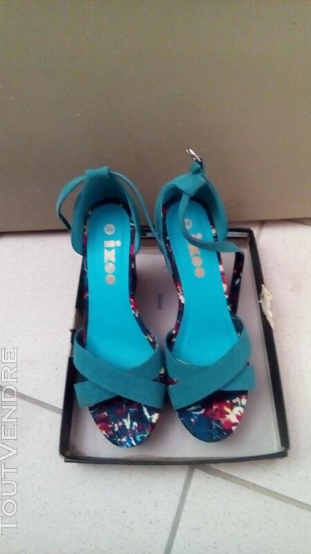 Chaussures stylées, jamais portées  Pointure 37 Prix 25€ 656937105