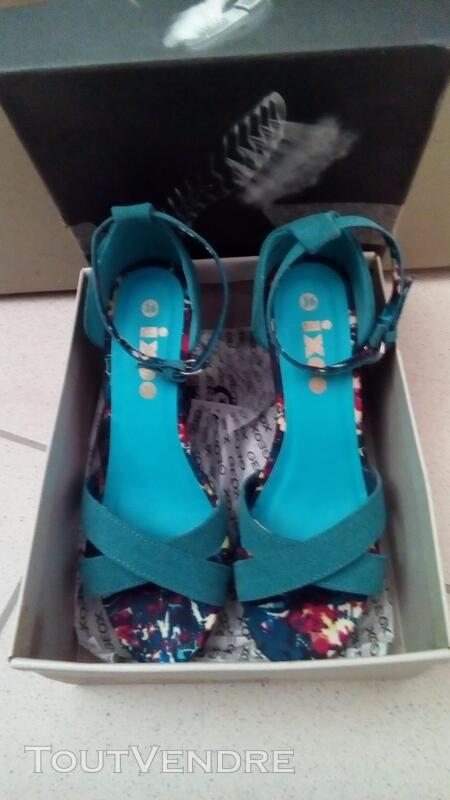 Chaussures stylées, jamais portées  Pointure 37 Prix 25€ 656937132