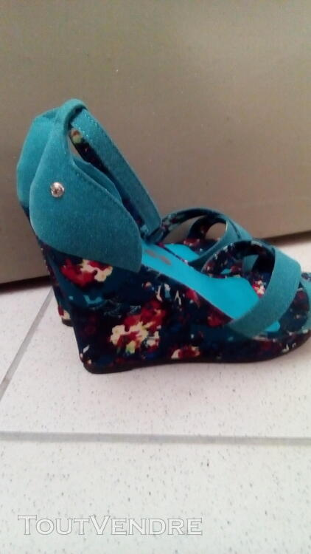 Chaussures stylées, jamais portées  Pointure 37 Prix 25€ 656937165