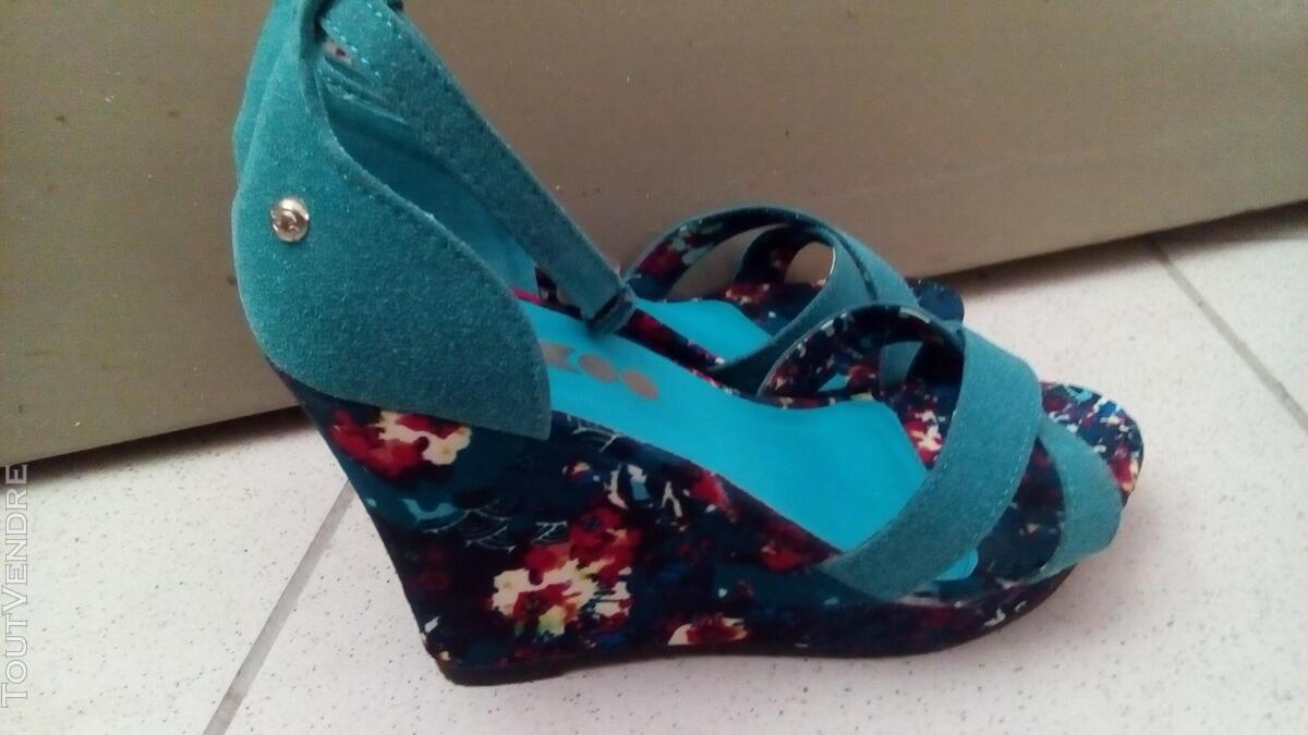 Chaussures stylées, jamais portées  Pointure 37 Prix 25€ 656937186
