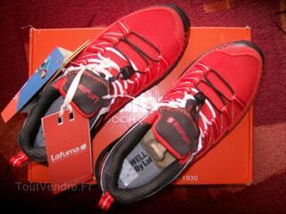 Chaussures trail Lafuma Speedtrail 39 1/3 neuves