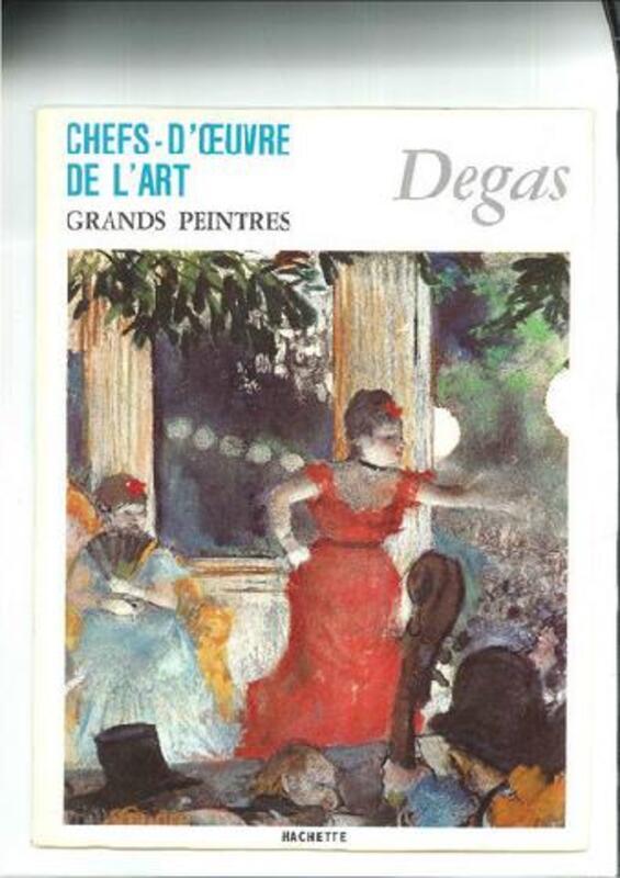 Chefs d'Oeuvre de l'Art. Grands peintres. Hachette 90865706