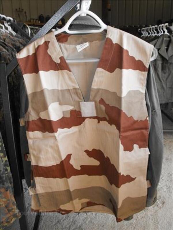 Chemise GAO de camouflage désert  OPEX 90345807