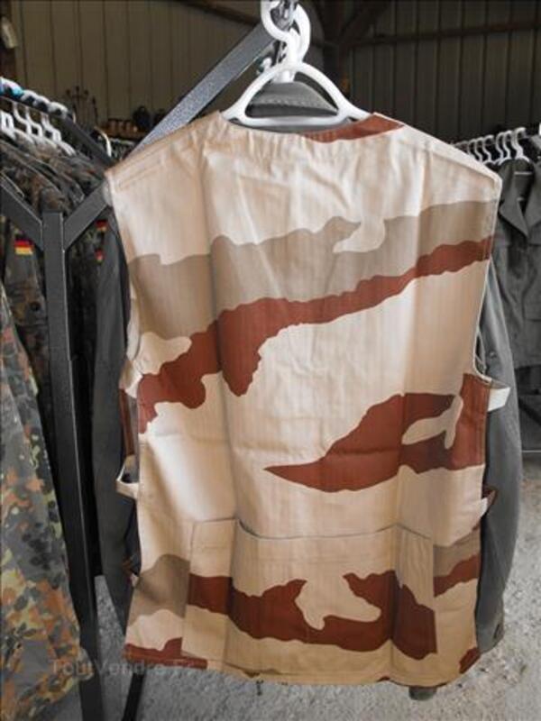 Chemise GAO de camouflage désert  OPEX 90345808