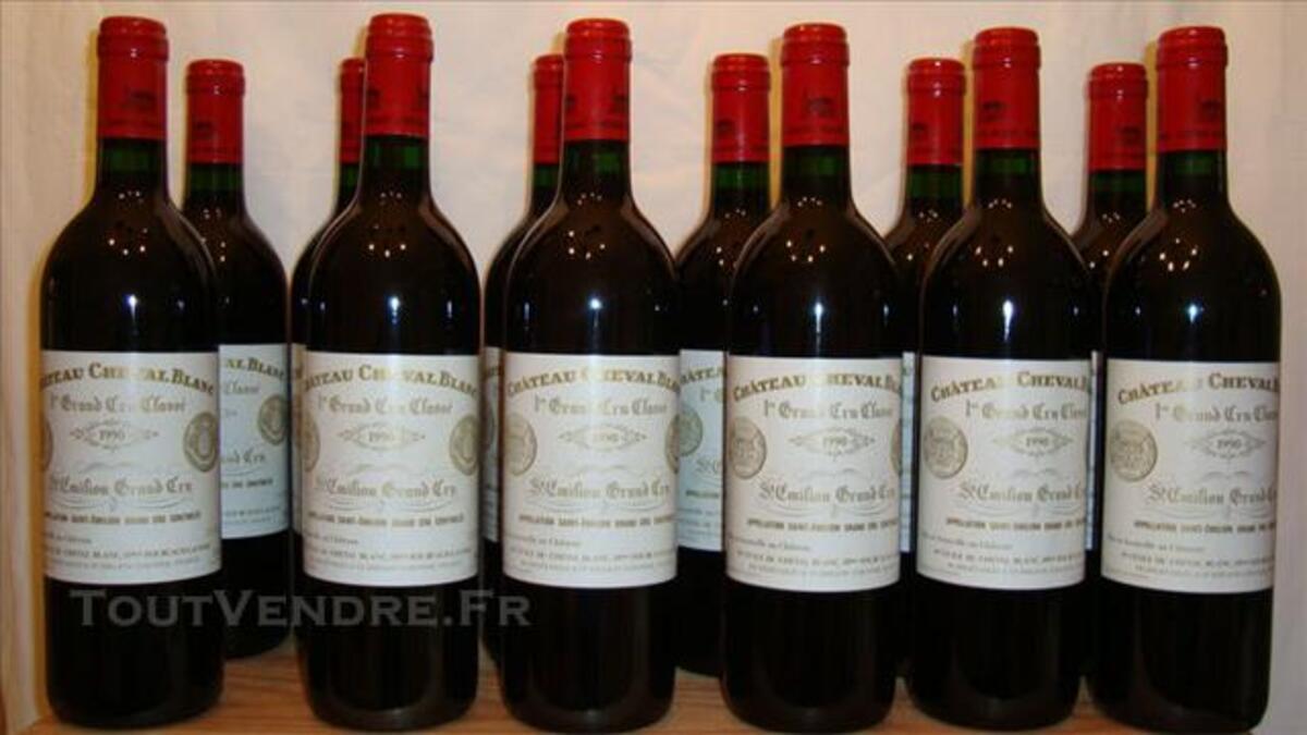 Cheval Blanc 1990#sans caisse# 76128336