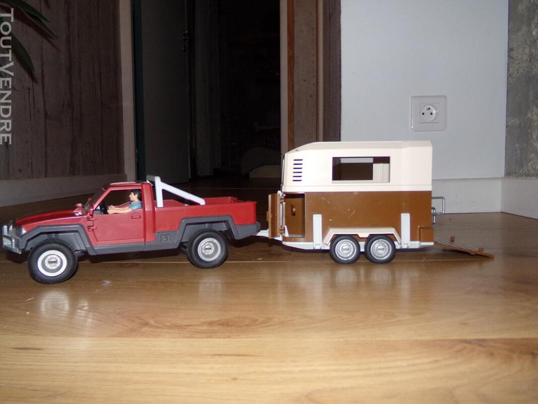 Chevaux (Schleich et Papo) accessoires et véhicules 514655318