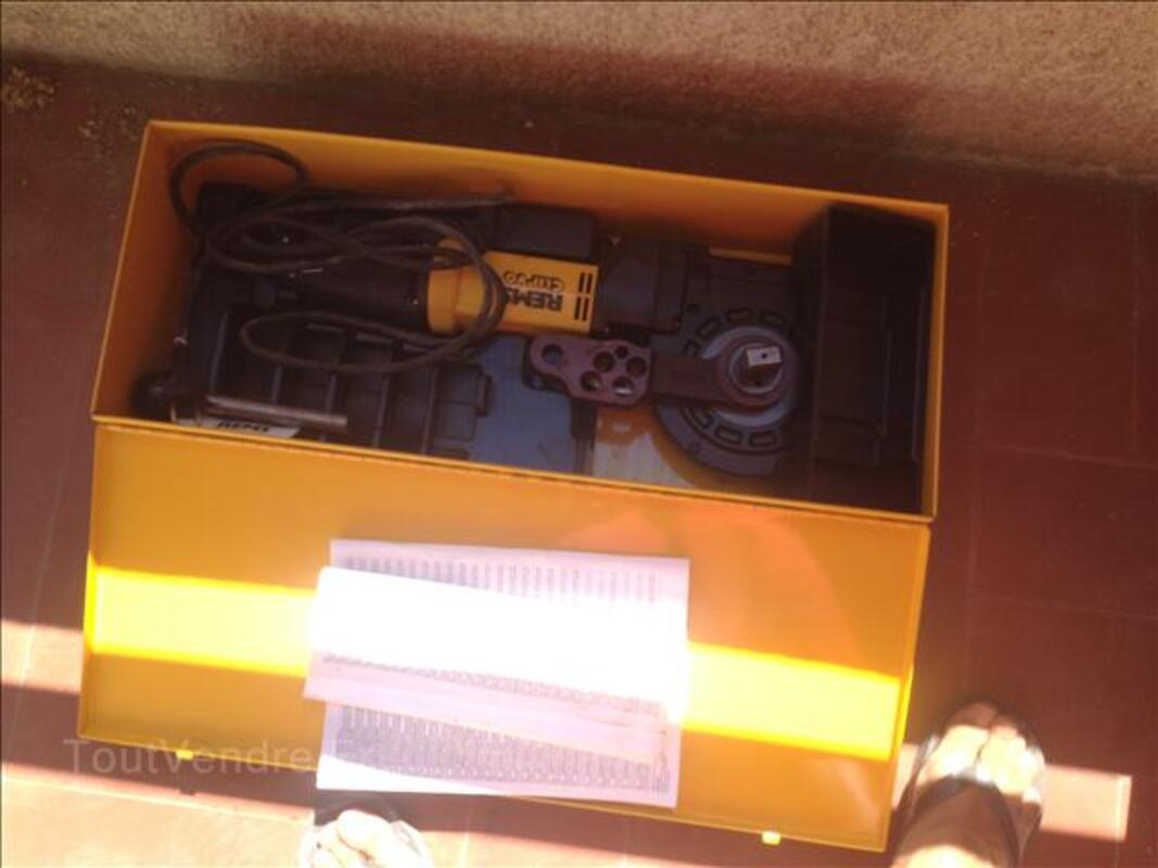 CINTREUSE ELECTRIQUE REMS OCCASION TBE 72097907