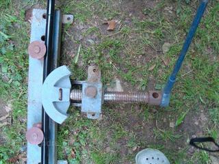 Cintreuse pour tubes cuivre et acier