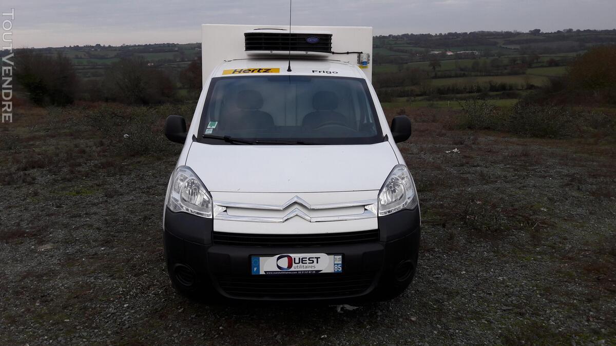 Citroën Berlingo frigorifique 158441930