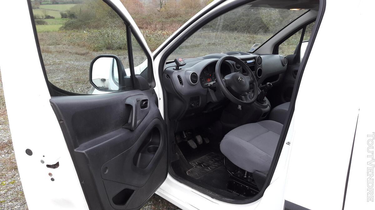 Citroën Berlingo frigorifique 158442233