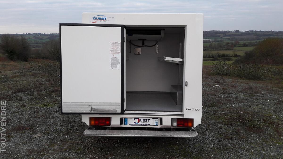 Citroën Berlingo frigorifique 158442248