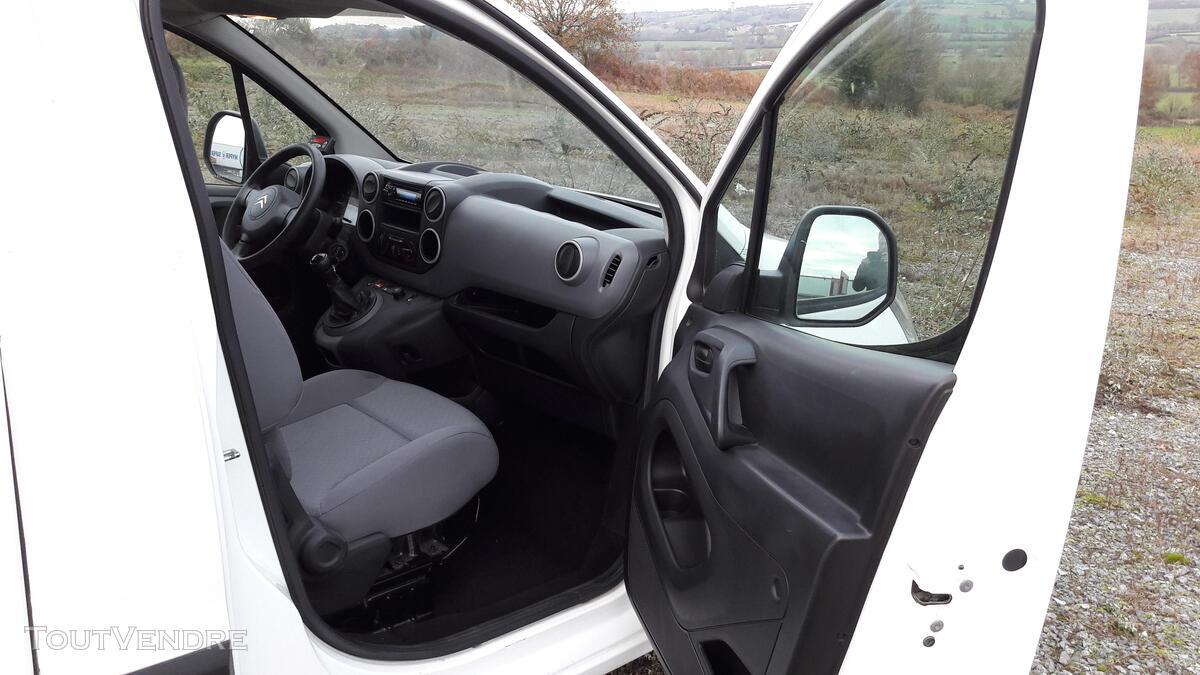 Citroën Berlingo frigorifique 158442443