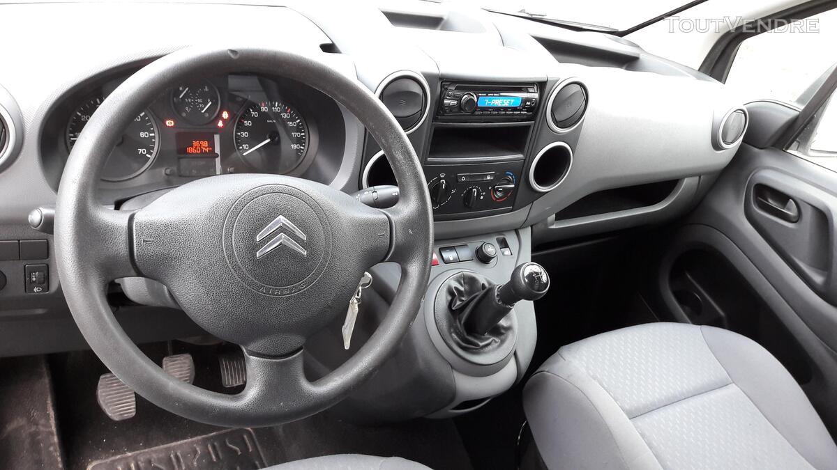 Citroën Berlingo frigorifique 158442455
