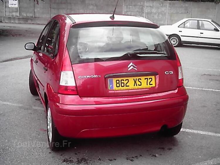 CITROËN C3 1400I 75CV VIRGIN MEGA 42808450