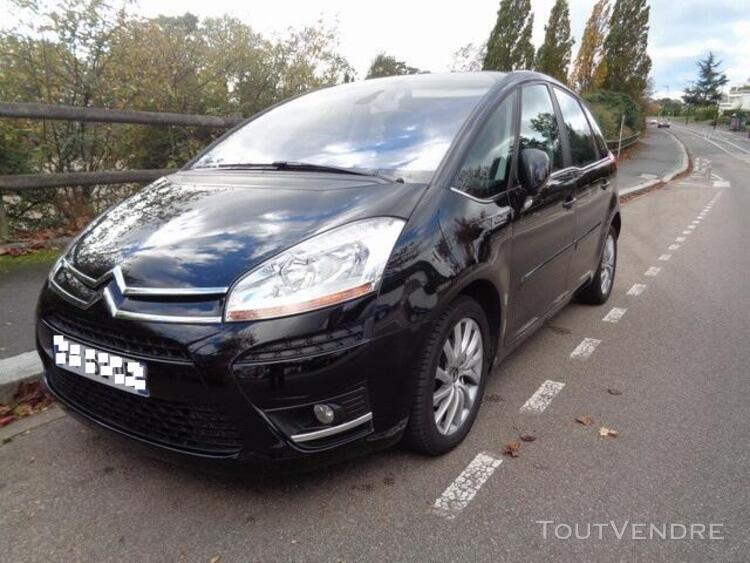 CITROEN C4 PICASSO HDI 110  GPS  97000 KMS 720888379