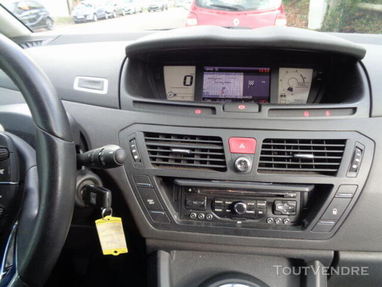 CITROEN C4 PICASSO HDI 110  GPS  97000 KMS 720888385