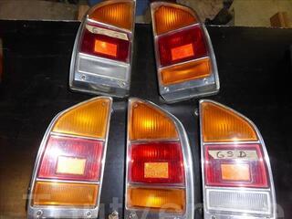CITROEN GS / GSA : optique phare et feu arrière