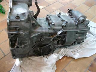 Citroen traction boite 4