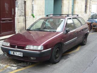 Citroën Xantia Break année 1997 1,9 td à réparer