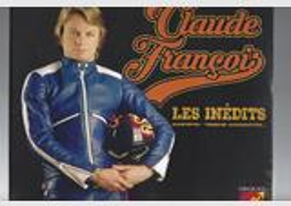 CLAUDE FRANCOIS : VINYLE VIOLET INEDIT