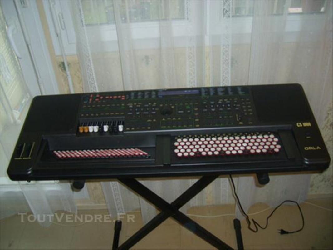 "Clavier Arrangeur ORLA ""Concorde"" CS 1000 (Piermarria) 85700217"