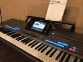 Clavier de station de travail Yamaha Tyros 5 76 Touche