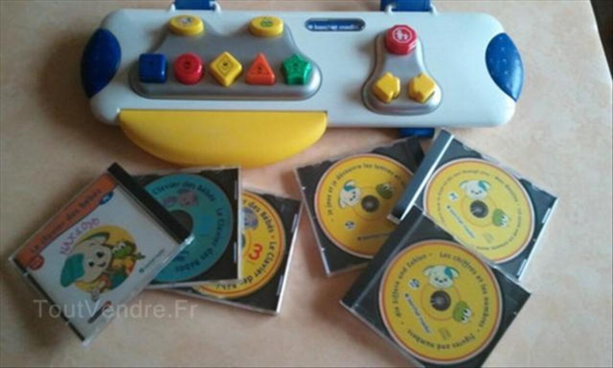 Clavier des bébés Berchet  + micro + 7 CDROMde jeux 56099183