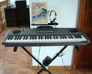 Clavier électronique BONTEMPI LEONARDO