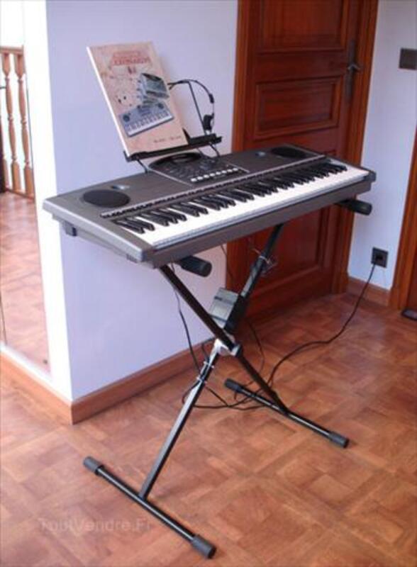 Clavier électronique BONTEMPI LEONARDO 54501840