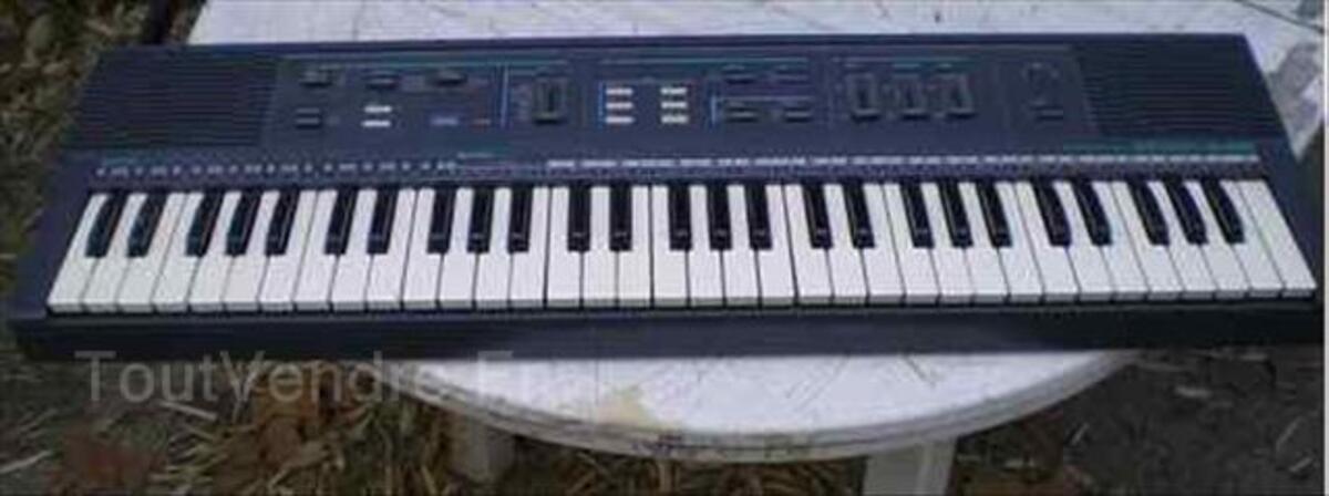 CLAVIER piano « BONTEMPI ES 5800 » 64535991