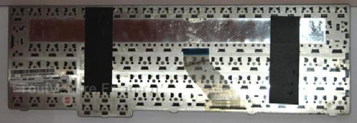 Clavier pour pc portable Acer ASPIRE NSK-AFC2F 93022000