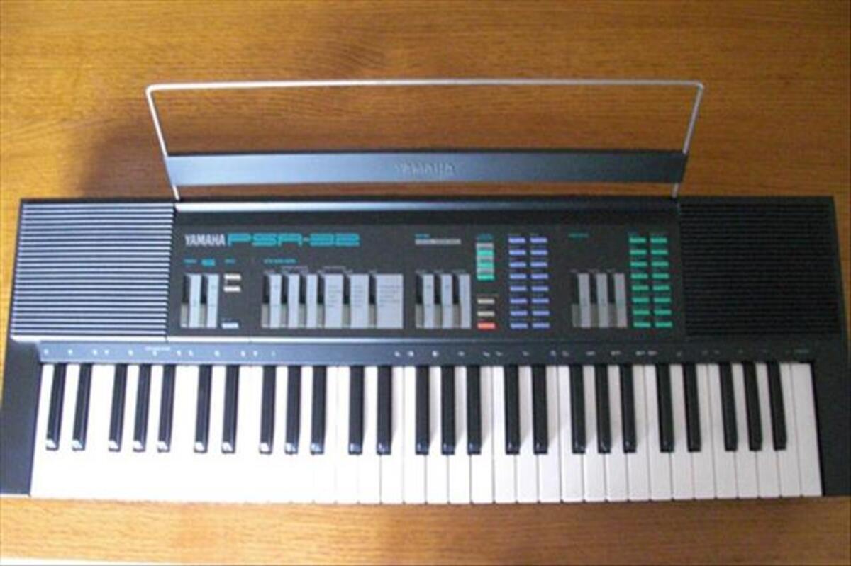 Clavier synthétiseur YAMAHA PSR 32 66110567
