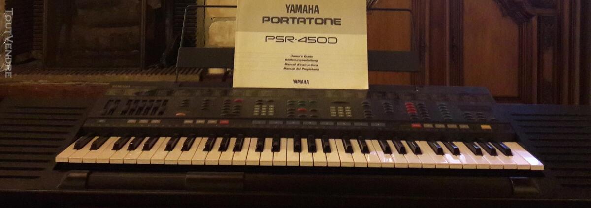 Claviers Synthétiseur porta tone 310568144