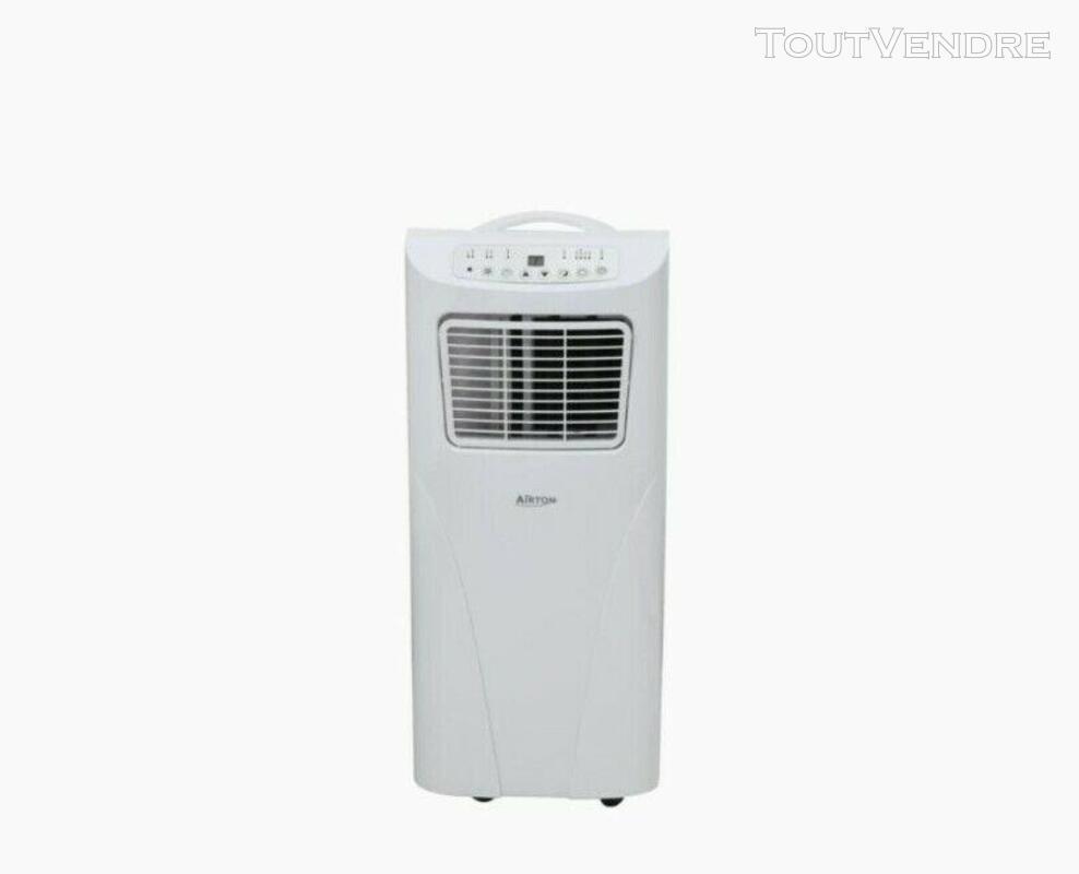 Climatiseur mobile réversible 2600W/2000W 9000BTU BTU Froid/ 717943270