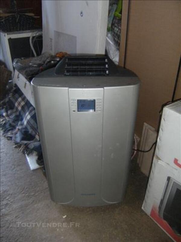 Climatiseur mobile réversible HYUNDAI 84080079