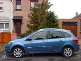 Clio estate exception 1.5 dci + options