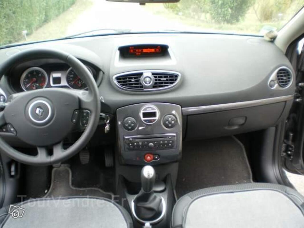 Clio estate exception 1.5 dci + options 27701056