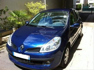 Clio III eco2 1.5 l , 70 ch année 2008
